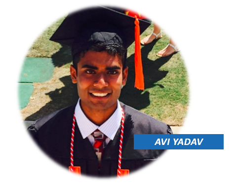 Avinash Yadav Profile Website