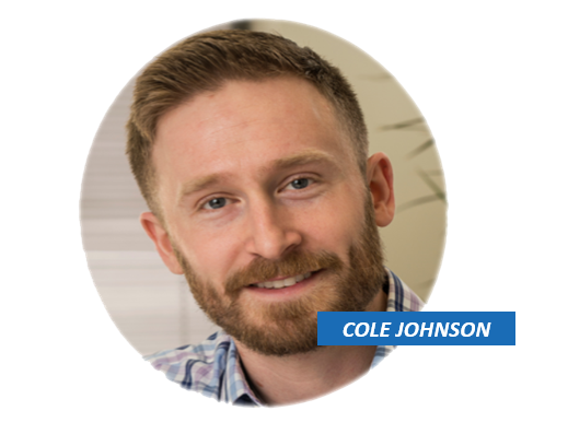 Cole Johnson Profile Website