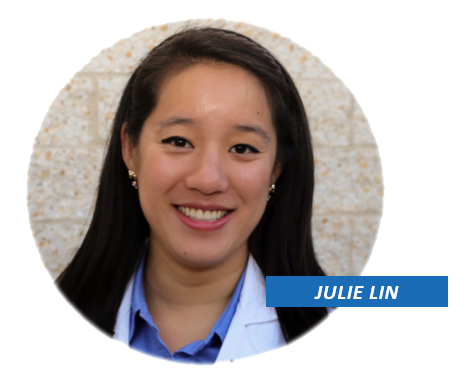 Julie Lin Profile Website